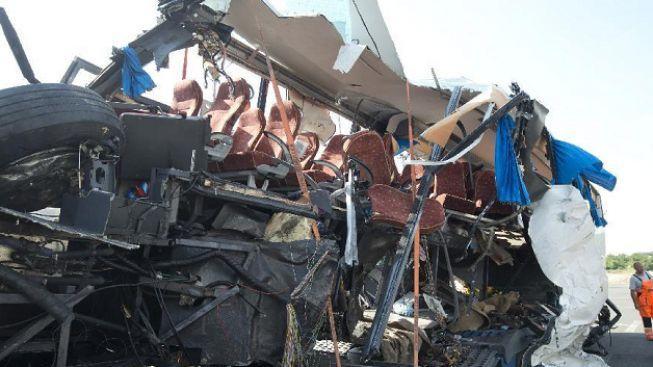 Při automobilové nehodě v Zambii zahynulo 53 lidí