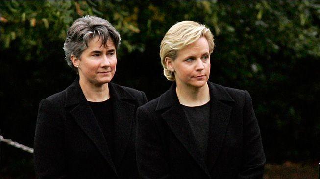 Dcera bývalého viceprezidenta USA Cheneyho si vzala přítelkyni