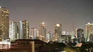"""Centrum Bangkoku bylo vyhlášeno """"zónou ostré střelby"""""""
