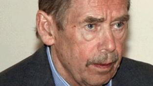 Za násilí na mítincích může agresivní kampaň, míní Havel