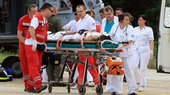 Počet obětí z autobusu může narůst! Nejhůře zraněná dívka je v kómatu