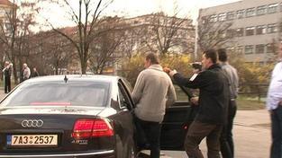 Rekonstrukce Janouškovy nehody komplikuje dopravu v Praze
