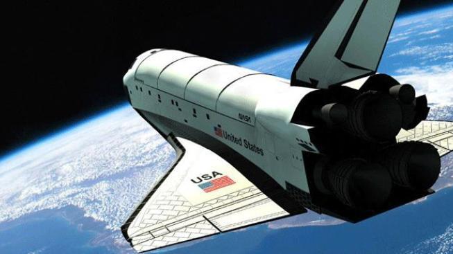 Počasí překazilo další pokus o přistání raketoplánu
