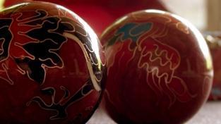 O tradiční velikonoční jarmark na hradě Šternberk byl letos zájem