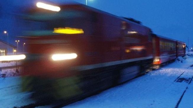 Osobní vlak usmrtil ráno seniora v Ústí nad Labem