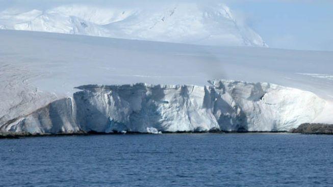 Podnebí Antarktidy bylo před miliony let výrazně teplejší