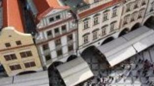 Praha je bohatší než Paříž. Je pátým regionem v Unii