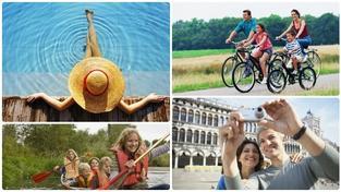 Na dovolenou v létě vyrazí 62 procent Čechů, tvrdí výzkum