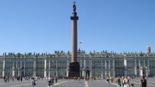 Obdivuhodný Petrohrad