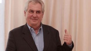 ČSSD dezinterpretuje skutečnost, tvrdí Zeman o kampani