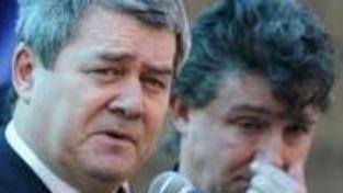 """Výše důchodů? """"Nevím,"""" odpověď lídrů stran. Ví to jen Filip"""