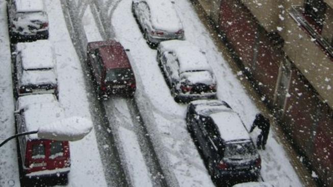Česko zasáhne silný mráz a pak další sněžení