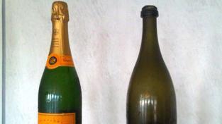 Šampaňské ze dna Baltského moře se vydražilo za téměř 3 miliony!