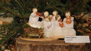 Vánoce s vůní dřeva v Betlémské kapli
