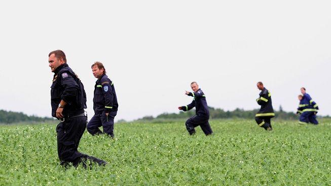 """Policie pátrá po ztraceném """"hledači pokladů"""""""