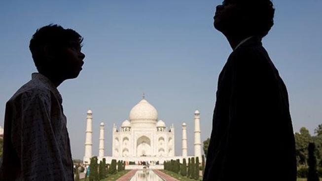Kam se vydat  v Indii?