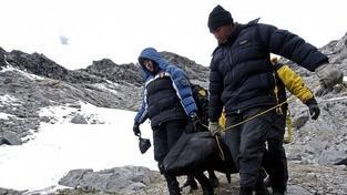 Peruánci identifikovali tělo Čecha, který zahynul po pádu vrtulníku