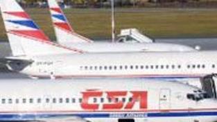 Vláda zamítla prodej Českých aerolinií