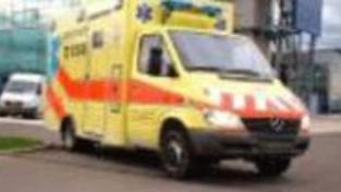 Po pádu z pouťové atrakce se zranilo sedm lidí