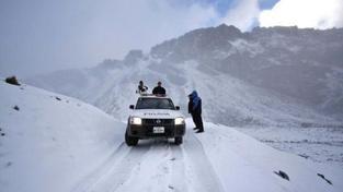 V Peru narazil vrtulník s Čechem na palubě do hory, všech 14 cestujících zahynulo