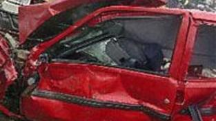 Španělsko: Při nehodě autobusu bylo zraněno 39 lidí