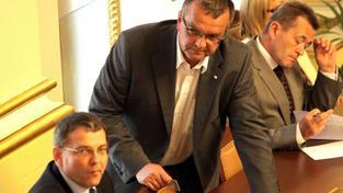Zaorálek: Kalousek si koleduje a chce vyprovokovat incident