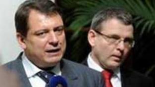 Ministerstvo: Paroubek v Moskvě nejednal v rozporu s diplomacií ČR