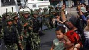 Situace v Urumči je kvůli etnickým nepokojům napjatá