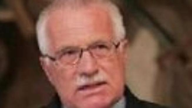 Klaus: Irské záruky má v ČR schválit parlament