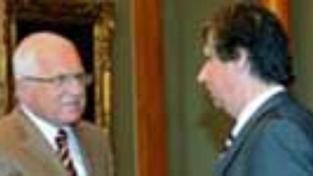 Fischer jednal s Klausem o summitu EU