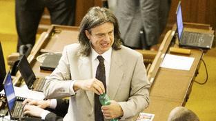 Chaloupka (VV): Korupční aféra je vykonstruovaná. Je to osobní msta