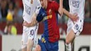 Barcelona porazila Manchester a vyhrála Ligu mistrů