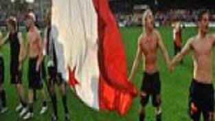 Slavia porazila Žižkov a obhájila titul