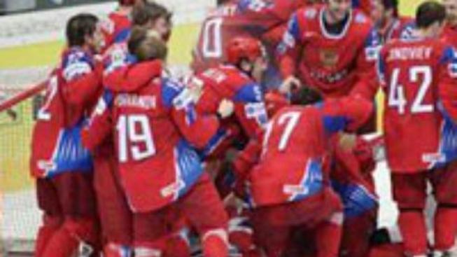Titul mistrů světa obhájili Rusové
