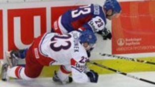MS: Čeští hokejisté deklasovali Slováky