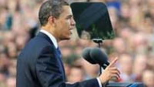 Obama v Praze vyzval k jadernému odzbrojení