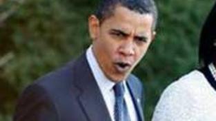 Na Obamův projev si lidé mohou vzít klíče i mobily