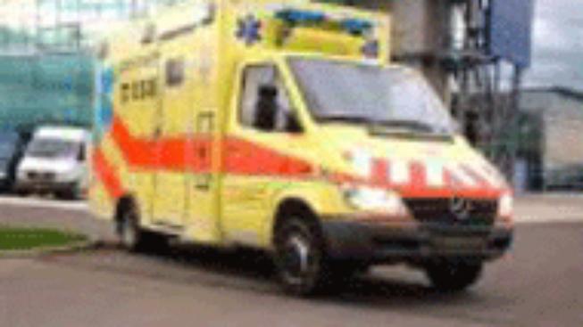 V převráceném autobusu sedm zraněných