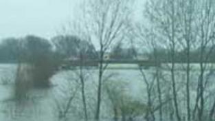 Podyjí zasáhla povodeň, hrozí déšť