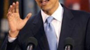 Obama do Prahy dorazí v dubnu