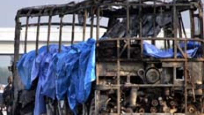 Indie: Nehodu autobusu nepřežilo 40 lidí