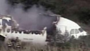 V Amsterodamu se zřítilo letadlo se 135 lidmi