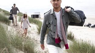 Jude Law se stal opět tváří luxusní londýnské značky Dunhill