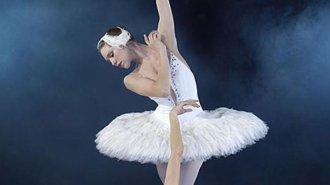 Labutě z Národního divadla v pravém peří
