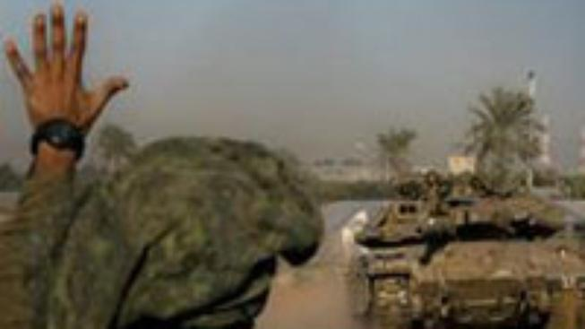 Abbás: Izrael spáchal válečné zločiny