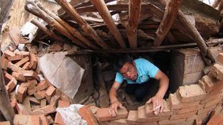 Číňanům se propadá zem pod nohama