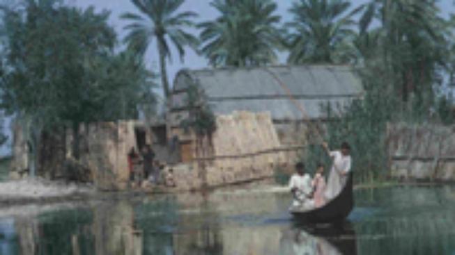 Irácký Eden