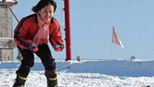 Čína se zamilovala do lyží