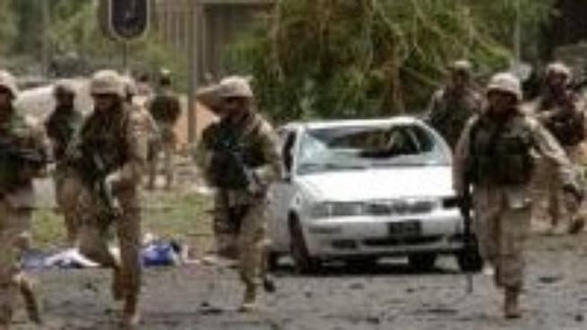 V Bagdádu bylo zatčeno kvůli spiknutí 35 vládních činitelů