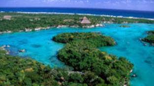 Zimní mexická riviera: Maya